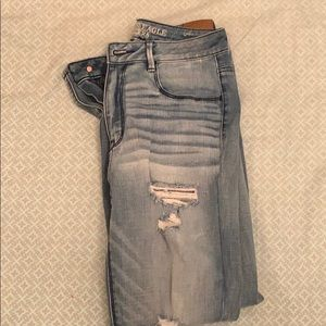 American outfitters jean size 6